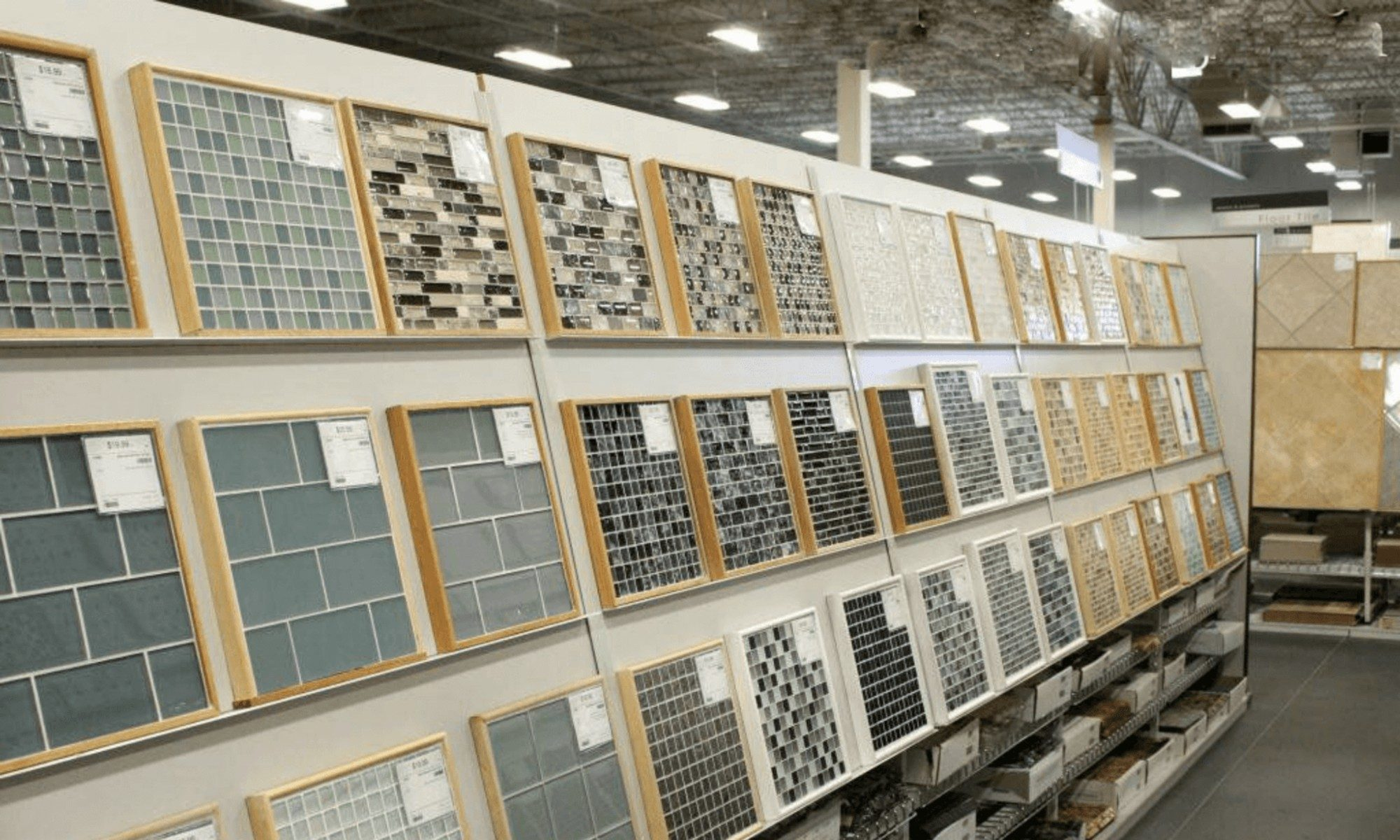 Your one stop tile shop